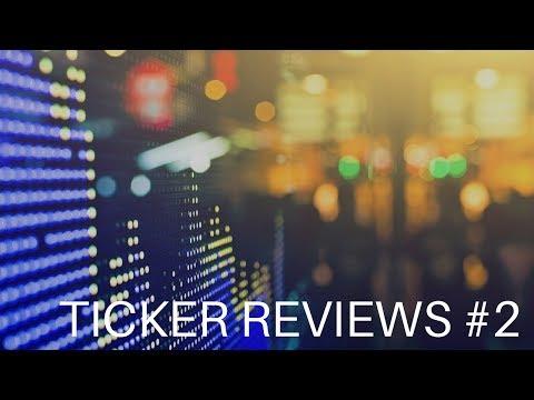 Ticker Reviews #2: Kunal Reviews PBYI, CZR, NVDA, VRX, EUR/USD