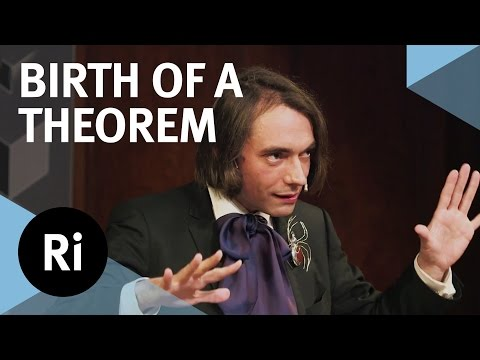 Birth of a Theorem - with Cédric Villani