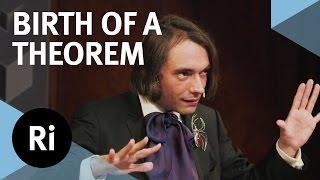 Birth of a Theorem - with Cédric Villani thumbnail