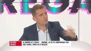 """VIDEO: PSG - Jérôme Rothen : """"Les joueurs attendent la LDC"""""""