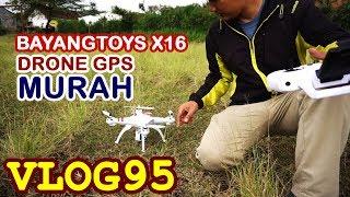 видео Bayangtoys x16 gps