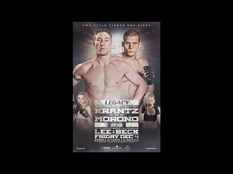 Legacy 49 Prelims - Mason Tillery vs Jonathan Morse