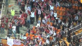 Video Gol Pertandingan Sevilla vs Valencia CF