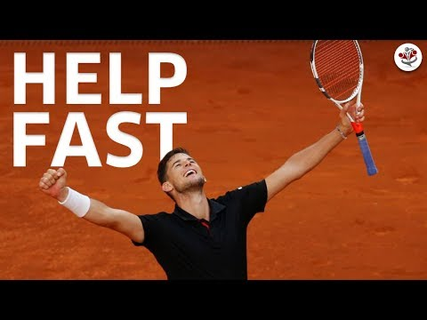 A Call for Help...FAST - VIP Financial Education Plays Tennis