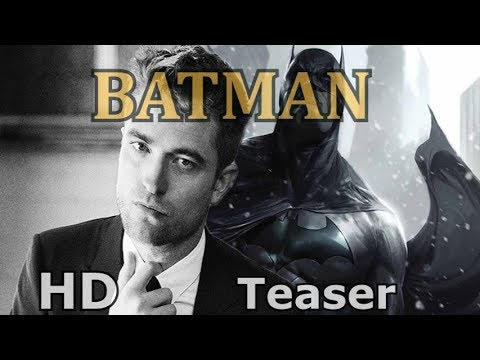 Robert Pattinson Batman Begins Teaser Trailer 2021