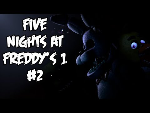 NOT LIKE ANYTHING WILL HAPPEN | Five Nights At Freddy's 1 #2 thumbnail