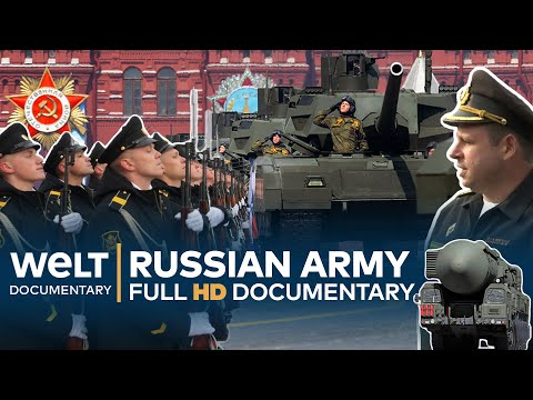 THE RUSSIAN ARMY - modernised, rearmed and revitalised | Full Documentary