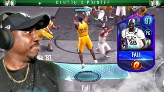 "7'7"" TACKO FALL PLAYING POINT GUARD! NBA Live Mobile 20 Season 4 Gameplay Ep. 34"