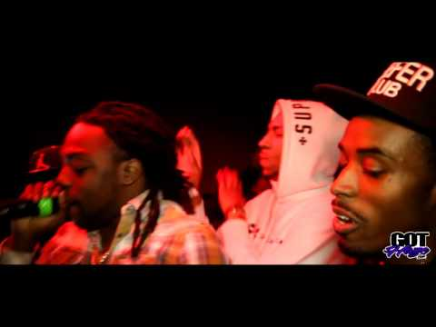 HoodStar and Young Scooter Live At Greene St. Nightclub in NC