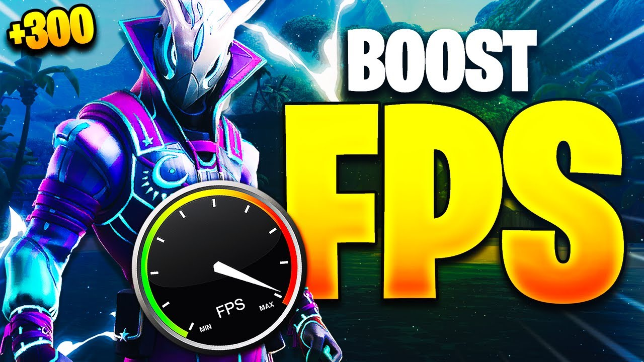 Fortnite Booster