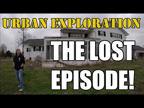 Neptune the Vlog Ep. 14: Urban Exploration (THE LOST EPISODE)