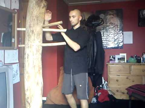 hqdefault Home Made Wing Chun Dummy Plans on home made makiwara, home made rowing machine, home made gi,