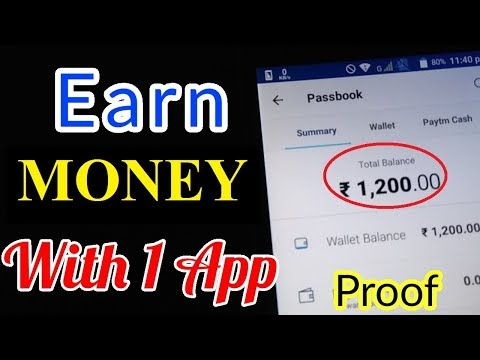 Best mobile app for earning money