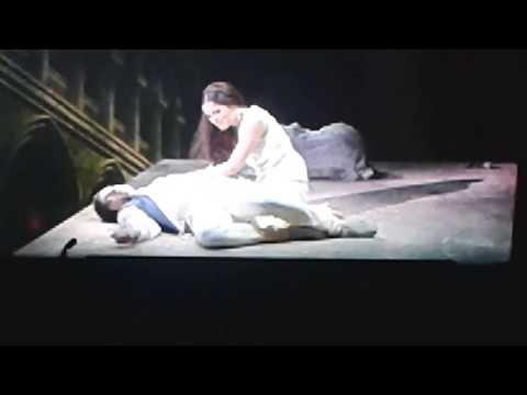 Morte di Romeo e Giulietta - Romeo e Giulietta Ama e cambia il mondo @GranTeatro