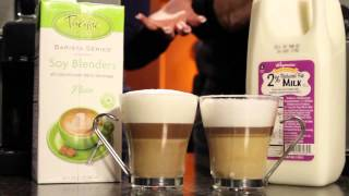 Soy Milk Froth-Off