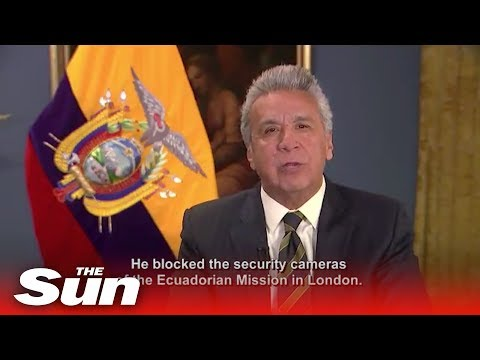 Assange: Ecuador on why they gave up WikiLeaks co-founder