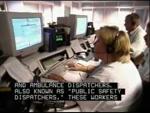 Public Safety Dispatcher Career Video
