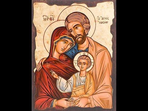 Saint Joseph et son mystère, vidéo catholique