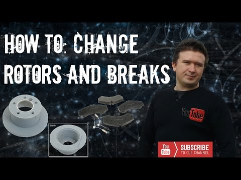 Mercedes Sprinter How to Vlog, How to Change Brakes and Rotors Easy DIY Explained ZIMALETA Tutorial
