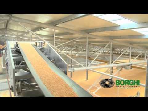 BORGHI Agro-Industral Plant CAPA Cologna (FE) Italy