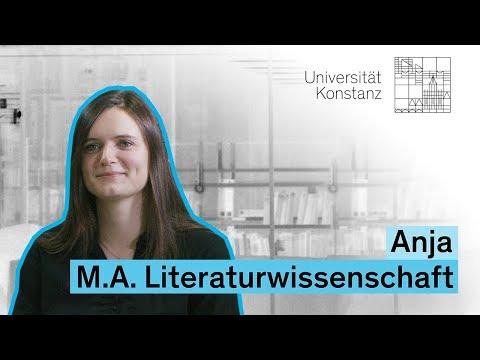 Drei Fragen An Anja, M.A. Literaturwissenschaft