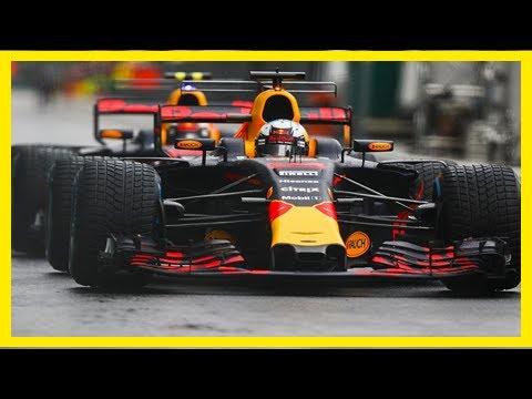 Breaking News | Red bull brings 2018 f1 car development forward to avoid slow start