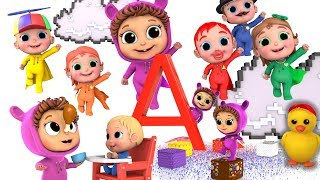 Best of Baby Joy Joy 2017 | Educational | Learn Colors | Learn Counting