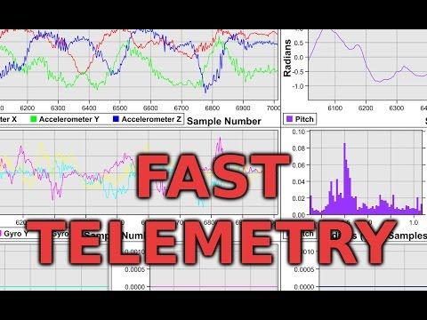 GPU-Accelerated Arduino Data Logging and Telemetry