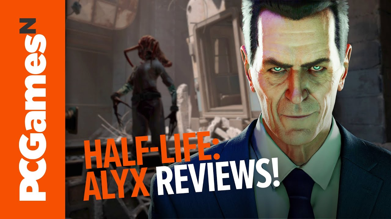 Half-Life: Alyx review, Call of Duty leaks | Latest PC Gaming News - PCGamesN
