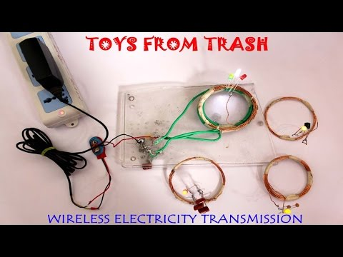 Wireless Electricity Transmission | Hindi | Simply Electrifying!