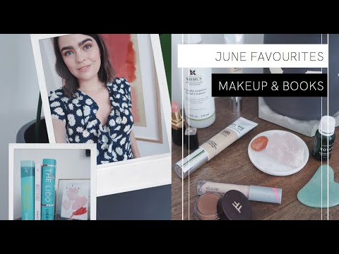 June Favourites: Makeup, Skincare & ALL THE BOOKS | The Anna Edit thumbnail