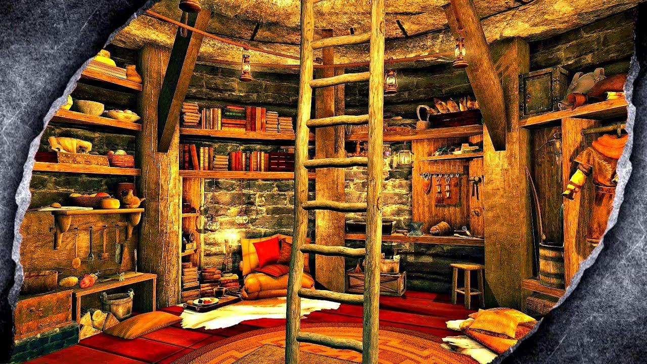 ▶Skyrim Special Edition: The Well - A Home In Riften ♦️MOD SHOWCASE♦️ |  Killerkev ✔️