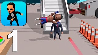 Protect the Vip - Gameplay Walkthrough Part 1 - Levels 1-30(iOS, Android) screenshot 3