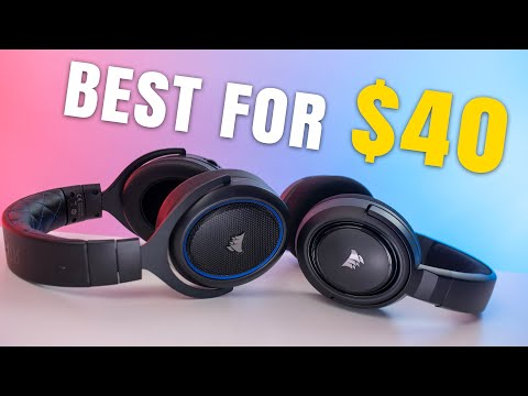 Corsair HS35 vs HS50 - Which Is Better For $40?