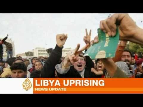 Defiant Gaddafi vows to