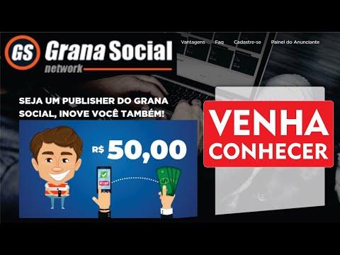 GRANA SOCIAL - TUDO QUE VC PRECISA SABER   2020✔️