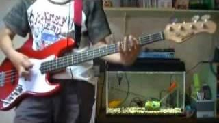 ランシドの「Ruby Soho」をベースで弾いてみた。 ベース楽しいです♪ 使...
