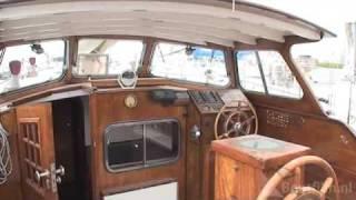 Kraaier 13 mtr Classic wooden sailing yacht