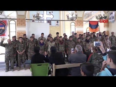 Почему армяне отрицают участие своих батальонов в составе курдских бандформирований в Сирии?
