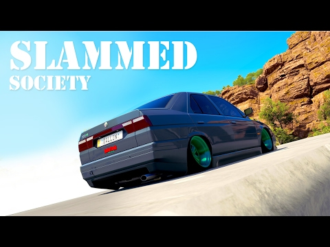Slammed Society – Forza Horizon 3 Short Film