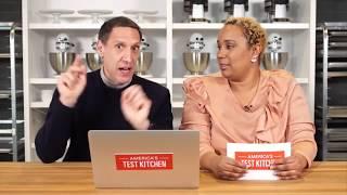 America's Test Kitchen Live Q+A: Jack Bishop and Elle Simone