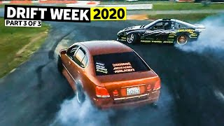 Hert and Chairslayer's Drift Week Finale, at Cleetus McFarland's Freedom Factory! Drift Week 2 Ep.3