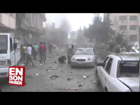 Hatay Reyhanlı Bomba Patlama Anı