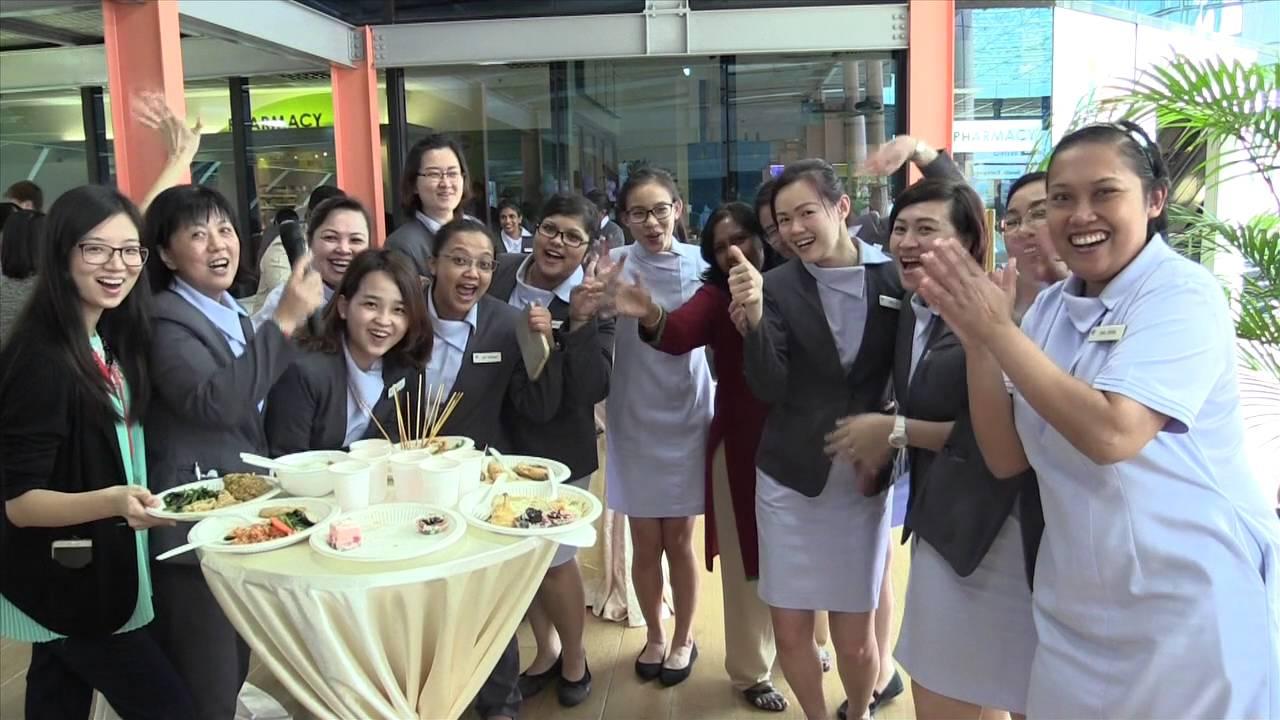 nuh celebrates service associates day 2016 patient service associate