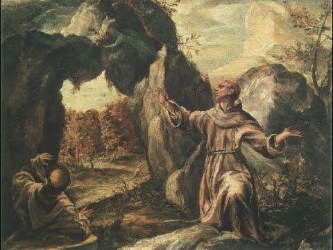 St. Francis Receives the Stigmata (17 September)