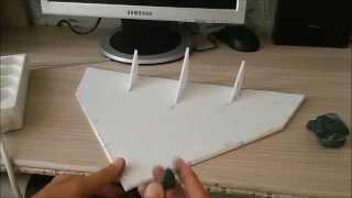 Как сделать долго летающий самолетик(самый долго летающий).(В этом видео я покажу и расскажу как сделать самолет (долго летающий летающий) за 5 минут! Напишите в коммент..., 2015-07-24T15:58:08.000Z)