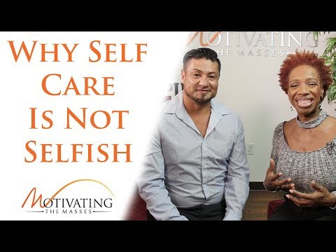 Why Self Care Is Not Selfish - Lisa Nichols