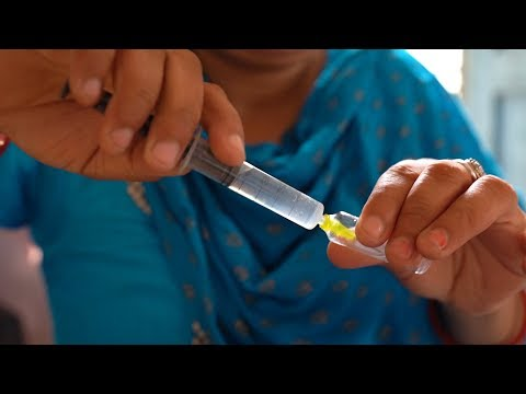 Innovative Solutions for Universal Childhood Immunization in India