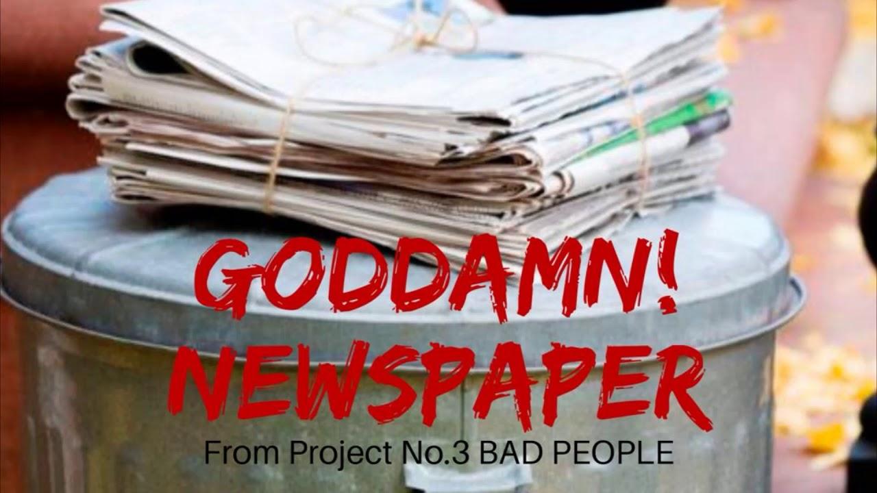 Goddamn Newspaper