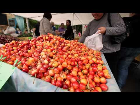 Vancouver Farmers Market really satisfies